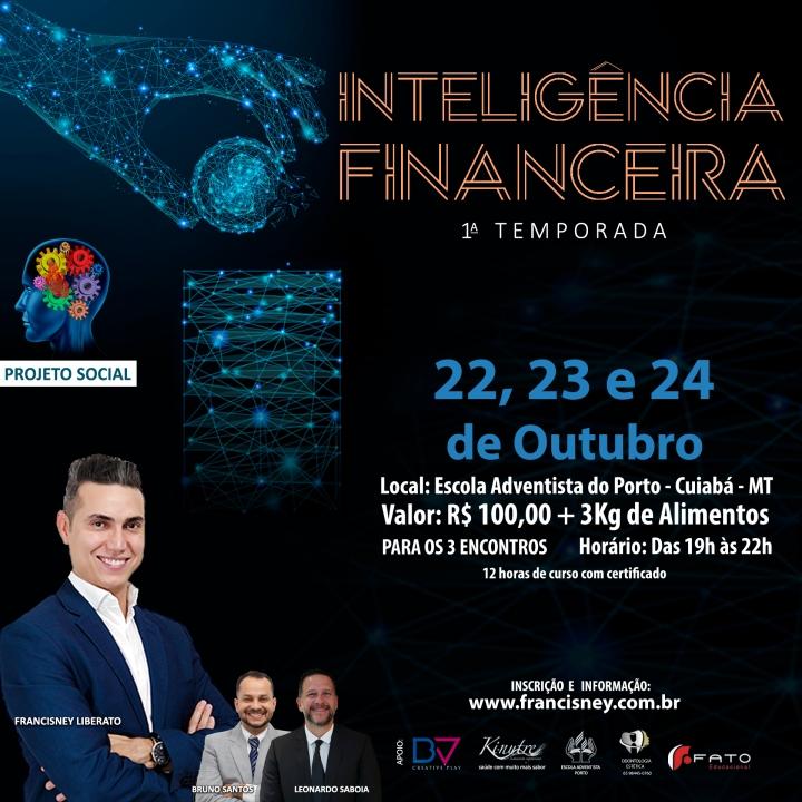 Cartaz TURMA 01 - Inteligência Financeira
